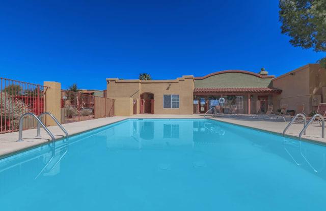 Las Villas De Kino - 5515 South Forgeus Avenue, Tucson, AZ 85706