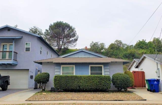 6452 East Lake Drive - 6452 East Lake Drive, San Diego, CA 92119