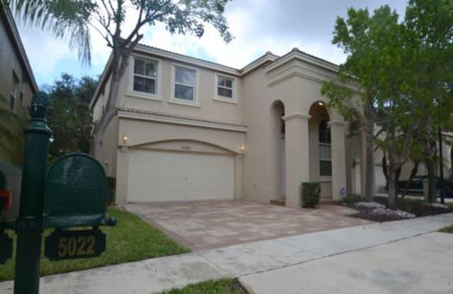 5022 Southwest 155th Terrace - 5022 Southwest 155th Terrace, Miramar, FL 33027