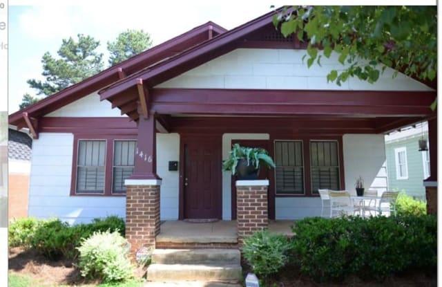 1416 Memorial Drive SE - 1416 Memorial Drive Southeast, Atlanta, GA 30317
