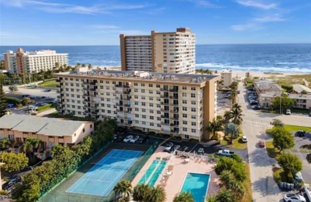 1009 North Ocean Boulevard - 1009 North Ocean Boulevard, Pompano Beach, FL 33062