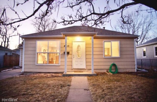 4915 Zuni St. - 4915 Zuni Street, Denver, CO 80221