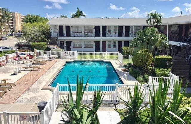 1100 Atlantic Shores Blvd - 1100 Northeast 9th Street, Hallandale Beach, FL 33009