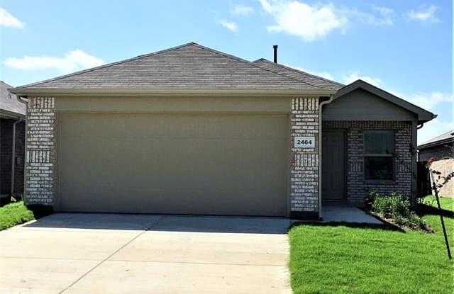 2464 Russell Street - 2464 Russell St, Kaufman County, TX 75114