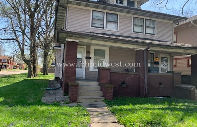 2865 North Talbott Street - 2865 North Talbott Street, Indianapolis, IN 46205