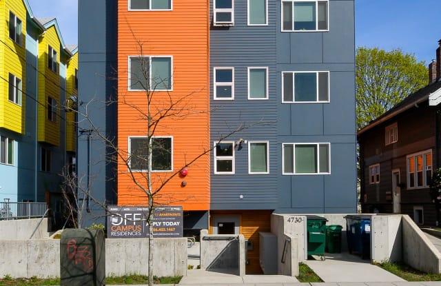4730 20th Ave NEUnit 403 - 4730 20th Avenue Northeast, Seattle, WA 98105