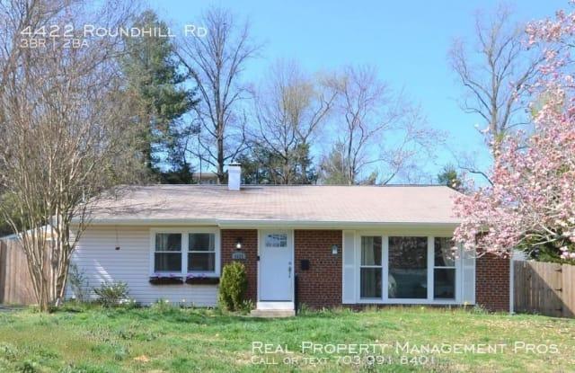 4422 Roundhill Rd - 4422 Roundhill Road, Rose Hill, VA 22310