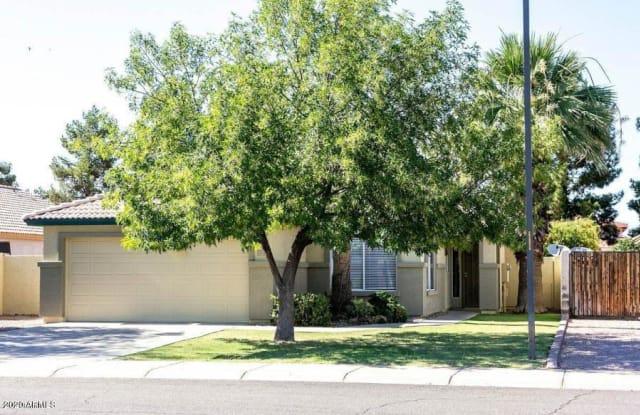 4018 E LIBRA Avenue - 4018 East Libra Avenue, Gilbert, AZ 85234