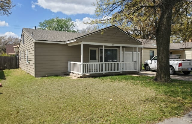 817 S Edgemoor St - 817 South Edgemoor Street, Wichita, KS 67218
