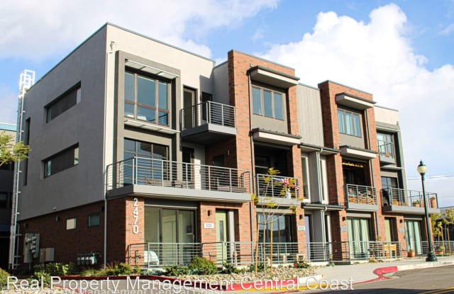 2470 Victoria Ave., Unit 101 - 2470 Victoria Avenue, San Luis Obispo, CA 93401