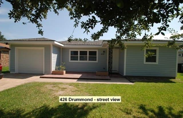 426 Drummond St - 426 Drummond Street, Port Arthur, TX 77640
