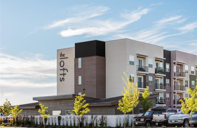 The Lofts at Ten Mile - 2940 West Cobalt Drive, Ada County, ID 83642