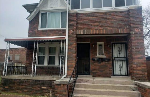 16906 Stoepel Street, LOWER - 16906 Stoepel Avenue, Detroit, MI 48221