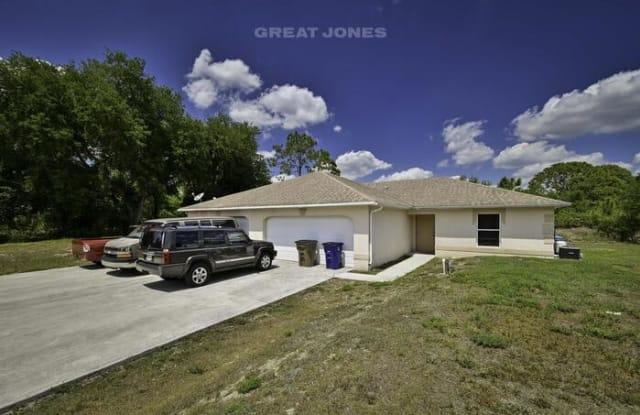 4532 29th Street Southwest - 4532 29th St SW, Lehigh Acres, FL 33973