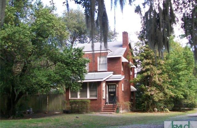 1612 Skidaway Road - 1612 Skidaway Road, Savannah, GA 31404
