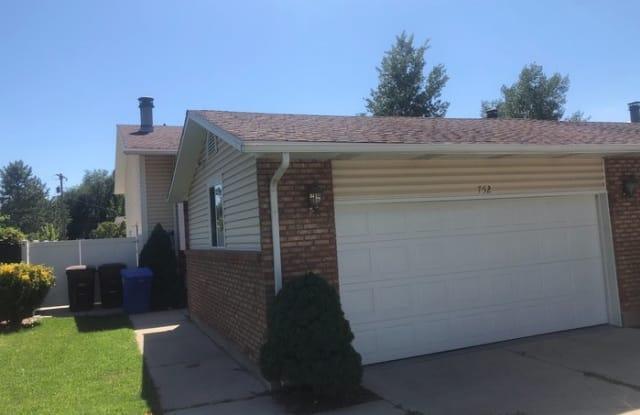 752 Baker Drive - 752 E Baker Dr, Midvale, UT 84047