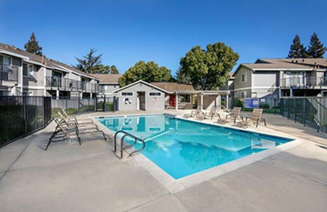 Evergreen Park Apartments - 9130 Kiefer Blvd, Rosemont, CA 95826