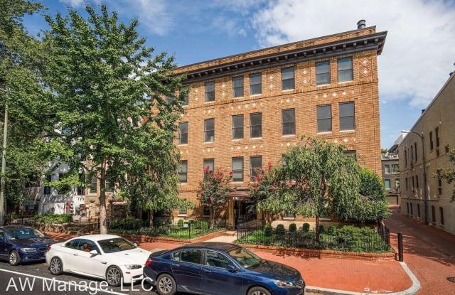 1741 T St NW #301 - 1741 T Street Northwest, Washington, DC 20009