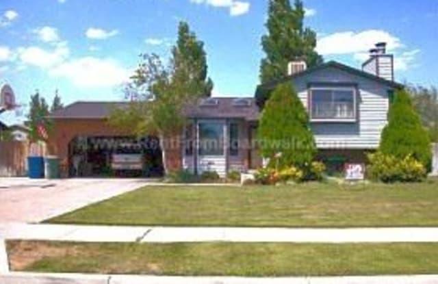 1876 W Morton Dr - 1876 Morton Drive, Salt Lake City, UT 84116