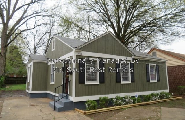 2476 Boyle Ave - 2476 Boyle Avenue, Memphis, TN 38114
