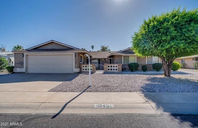 10451 W WININGER Circle - 10451 West Wininger Circle, Sun City, AZ 85351