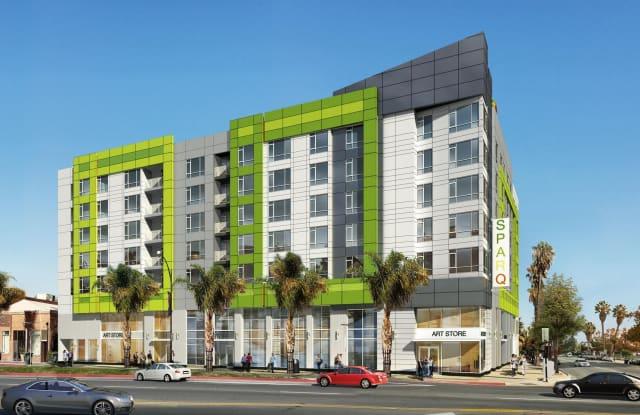 Sparq - 5 East Reed Street, San Jose, CA 95112
