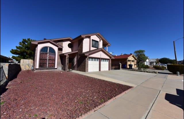 12045 VAN GOGH Drive - 12045 Van Gogh Drive, El Paso, TX 79936