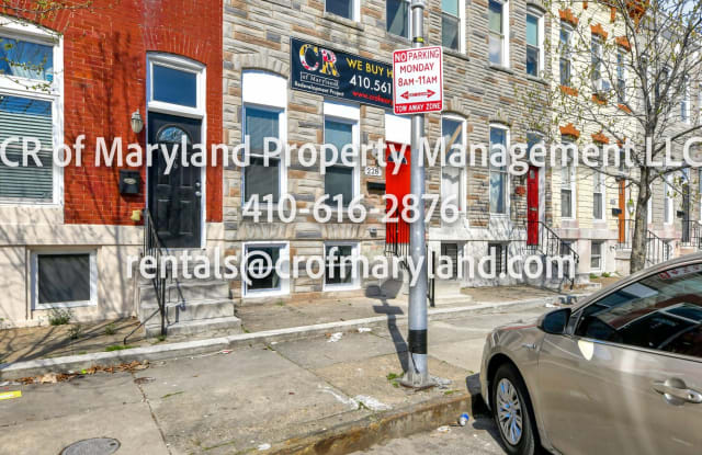 228 N Luzerne Ave - 228 North Luzerne Avenue, Baltimore, MD 21224
