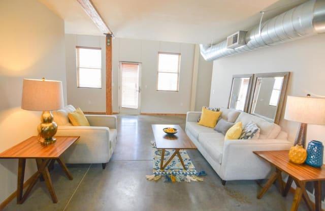 Lofts in Old Town Square - 331 North Rock Island, Wichita, KS 67202