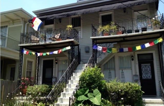 1308 CONSTANTINOPLE Street  #Upper - 1308 Constantinople Street, New Orleans, LA 70115
