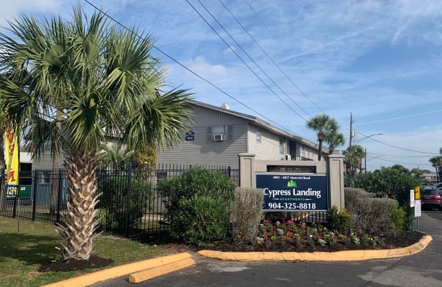 Cypress Landing - 4813 Moncrief Rd, Jacksonville, FL 32209