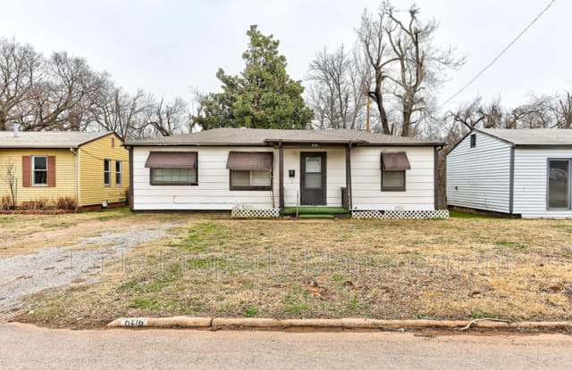 6216 Anderson Dr - 6216 Anderson Drive, Valley Brook, OK 73149