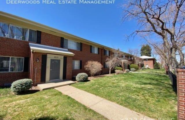 2233 Olive St - 2233 Olive Street, Denver, CO 80207