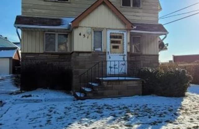 451 East 156th St - 451 East 156th Street, Cleveland, OH 44110
