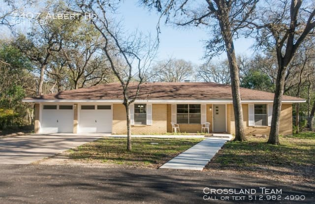 7407 Albert Rd. - 7407 Albert Road, Austin, TX 78745