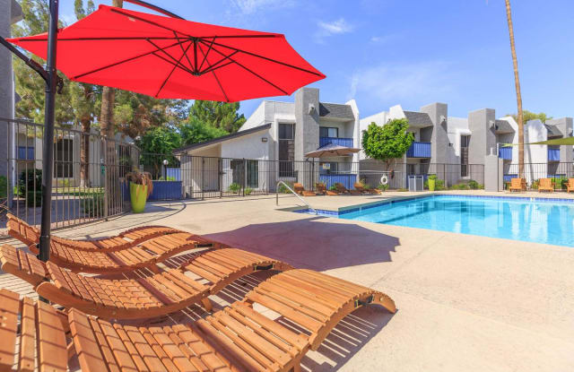 Broadway Vista Apartments - 2107 W Broadway Rd, Mesa, AZ 85202