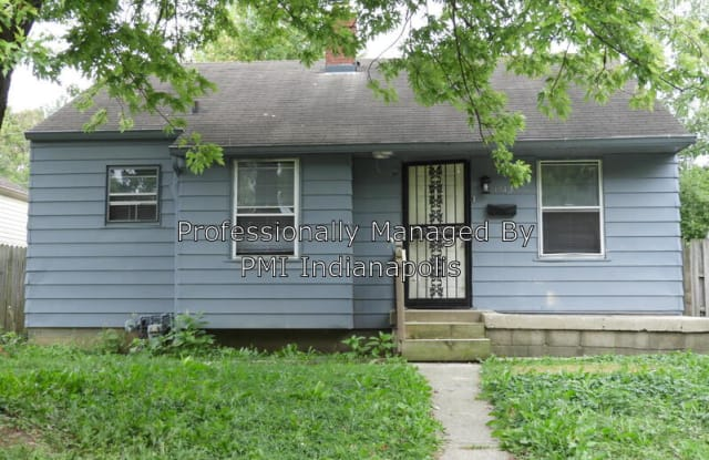 1942 N Linwood Ave - 1942 North Linwood Avenue, Indianapolis, IN 46218