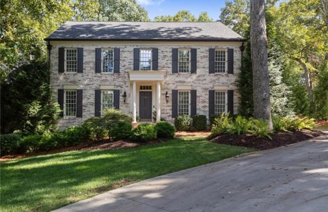 8085 Habersham Waters Road - 8085 Habersham Waters Road, Sandy Springs, GA 30350