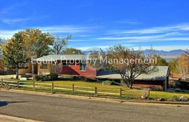 3110 S Plateau Dr. - 3110 South Plateau Drive, Millcreek, UT 84109