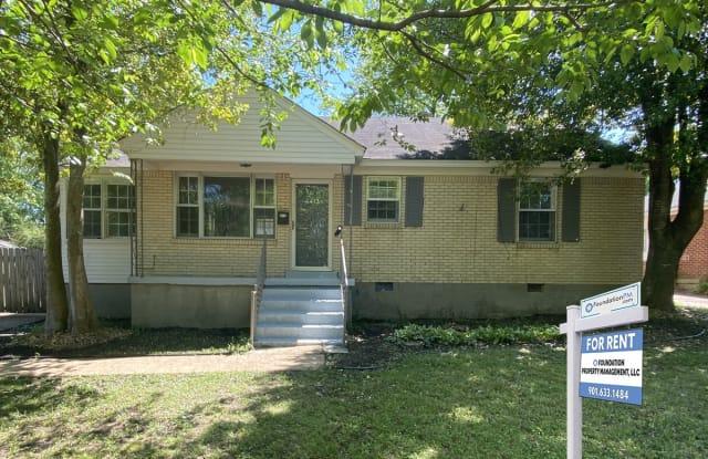 4413 Castle Ave. - 4413 Castle Avenue, Memphis, TN 38122