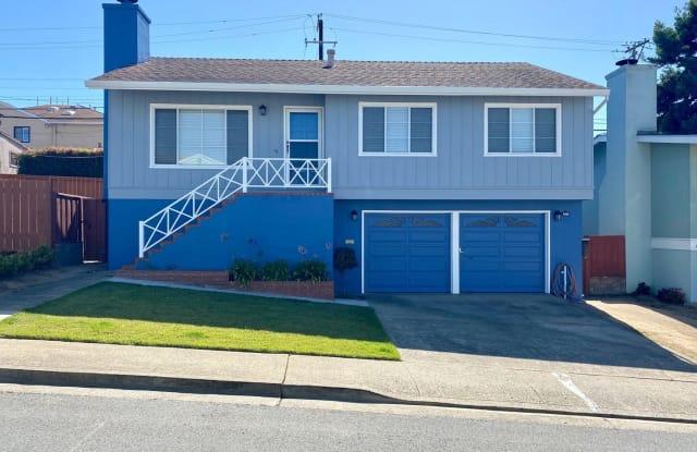 435 Alhambra Rd - 435 Alhambra Road, South San Francisco, CA 94080