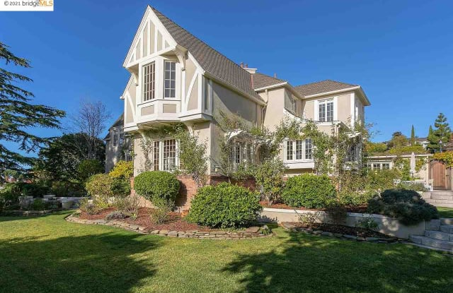 460 Mountain Ave - 460 Mountain Avenue, Piedmont, CA 94611