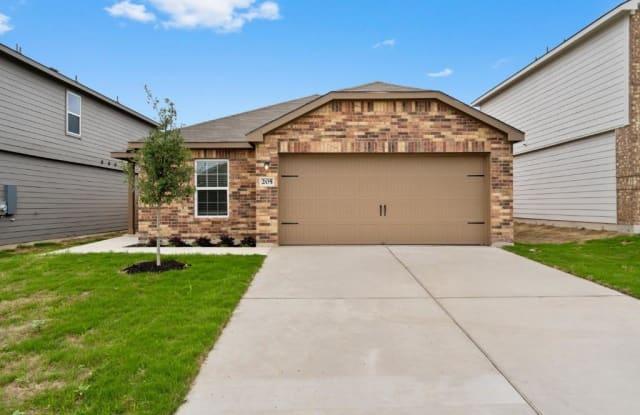 205 Allington CIR - 205 Allington Circle, Williamson County, TX 76537