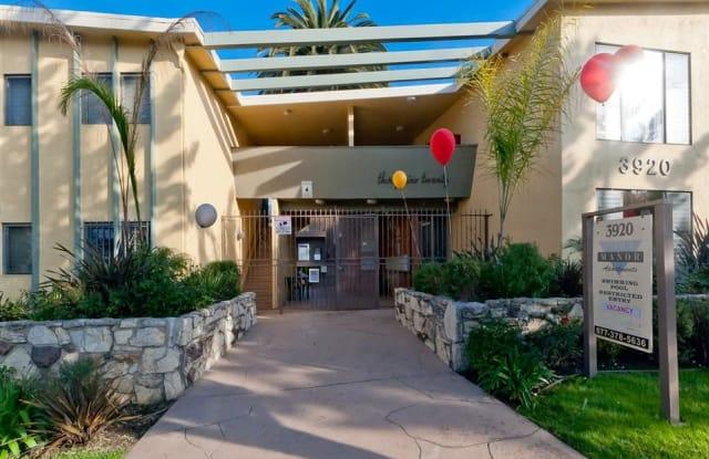 John Manor - 3920 Roxanne Avenue, Los Angeles, CA 90008