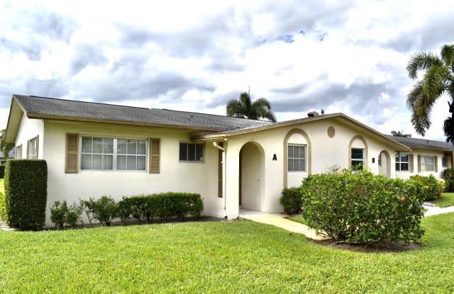 5063 Cresthaven Boulevard - 5063 Cresthaven Boulevard, Palm Beach County, FL 33415