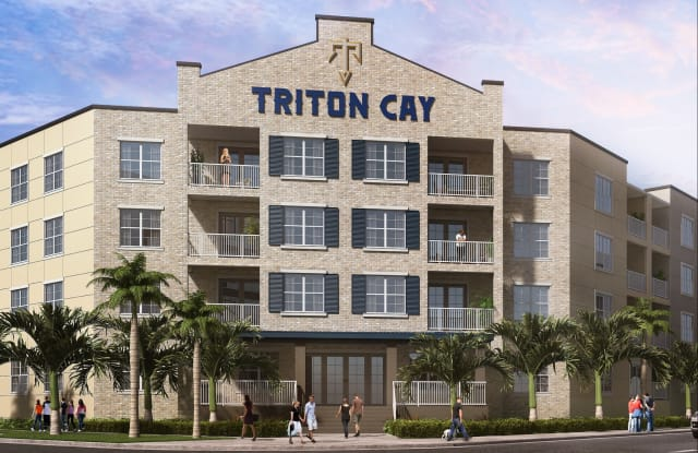 Triton Cay - 2220 W First St, Fort Myers, FL 33901