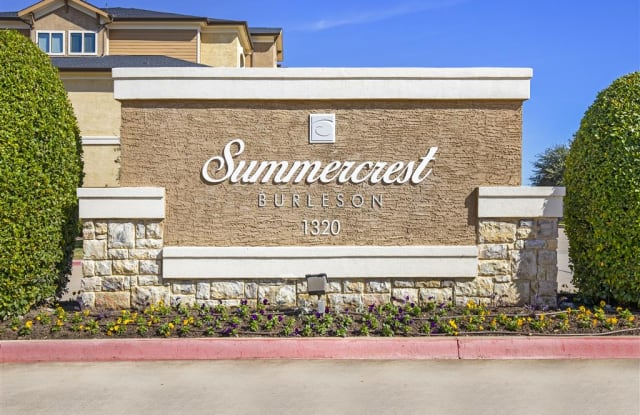 Summercrest - 1320 NW Summercrest Blvd, Burleson, TX 76028