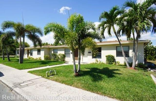 2005 A E Isaacs Ave - 2005 A E Isaacs Avenue, West Palm Beach, FL 33407