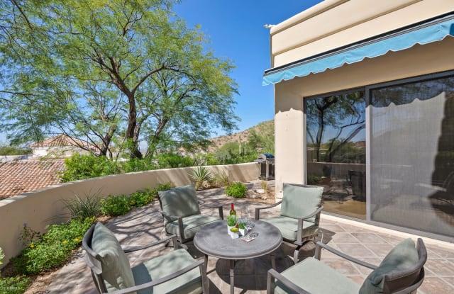 13495 E CHARTER OAK Drive - 13495 East Charter Oak Drive, Scottsdale, AZ 85259