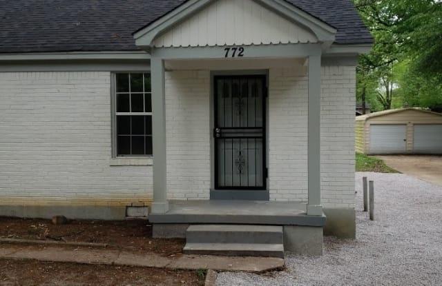 772 Brower Street - 772 Brower Street, Memphis, TN 38111
